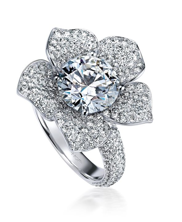 floral-diamond-rings