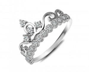 Crown-Women-Ring