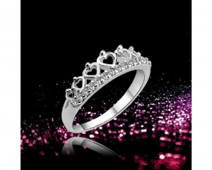 Crown-women-diamond-Ring