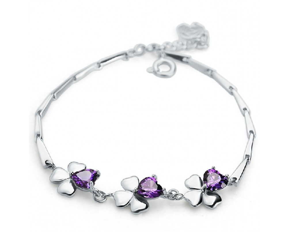 Four-leaf-Clover-bracelets-for-women