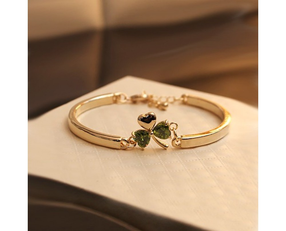 Happiness-Leaf bracelet-for-women