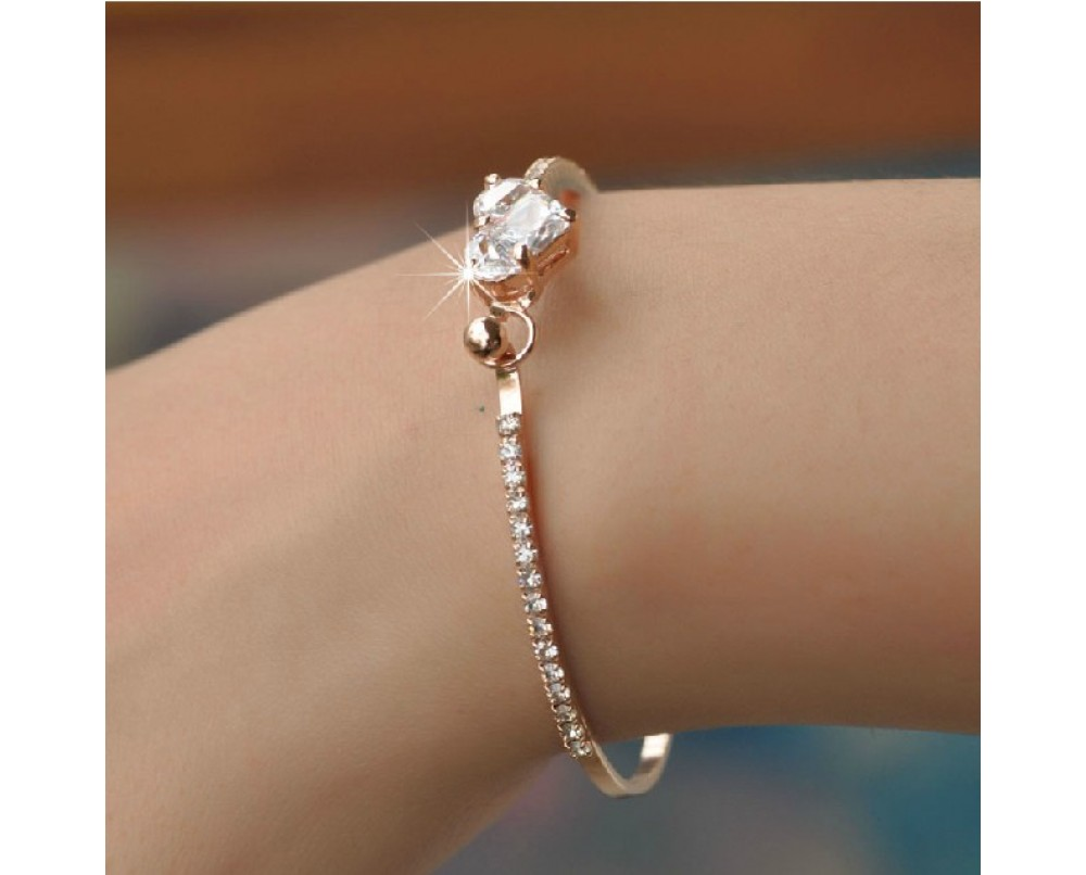 Heart-Alloy-bracelets-for-women