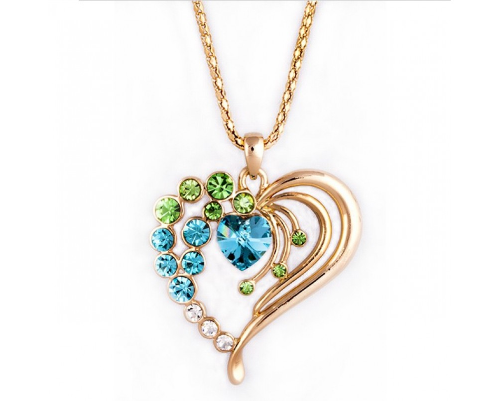 Heart-Shape-necklace-for-woman