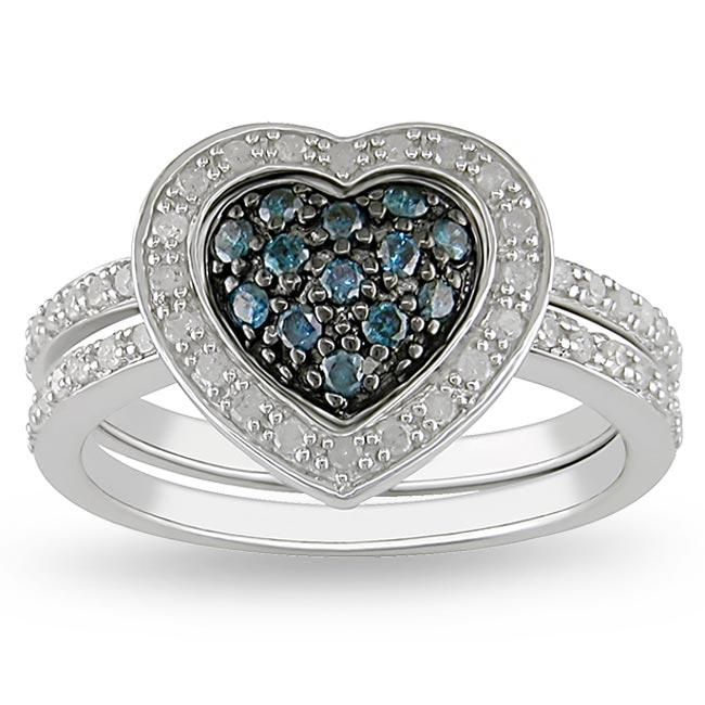 Heart-diamond-ring