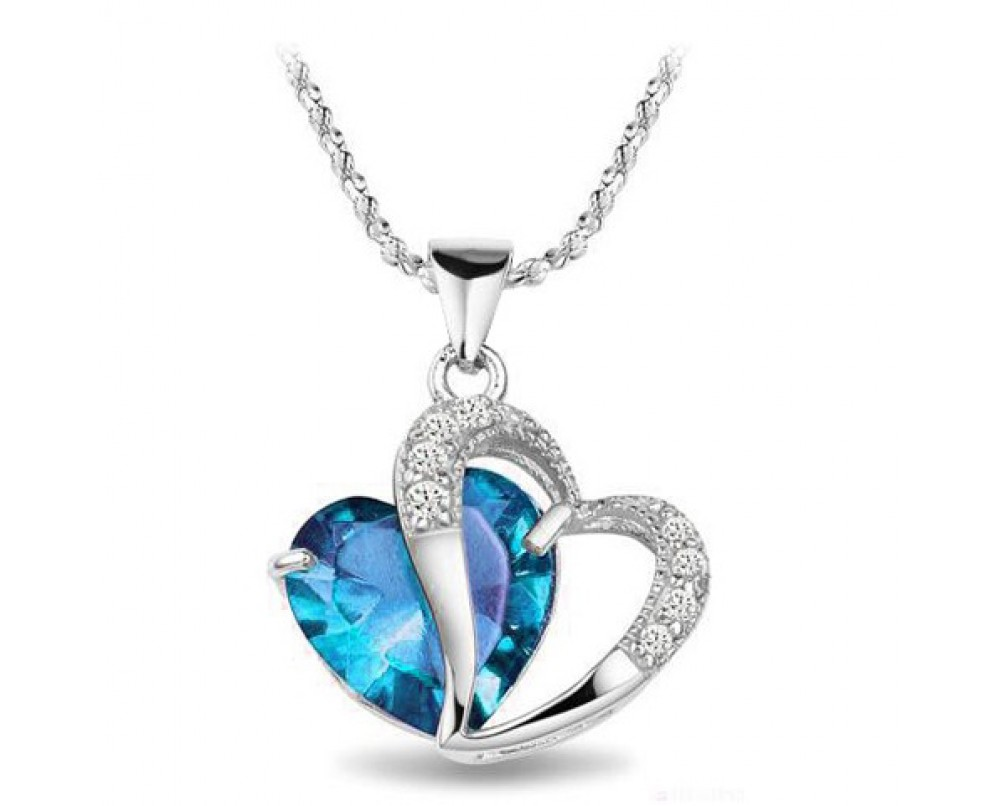 Love-Heart- Women-Necklace