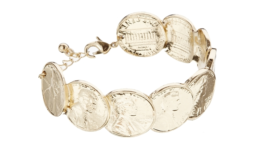 Overlapping-coin-bracelets-for-women