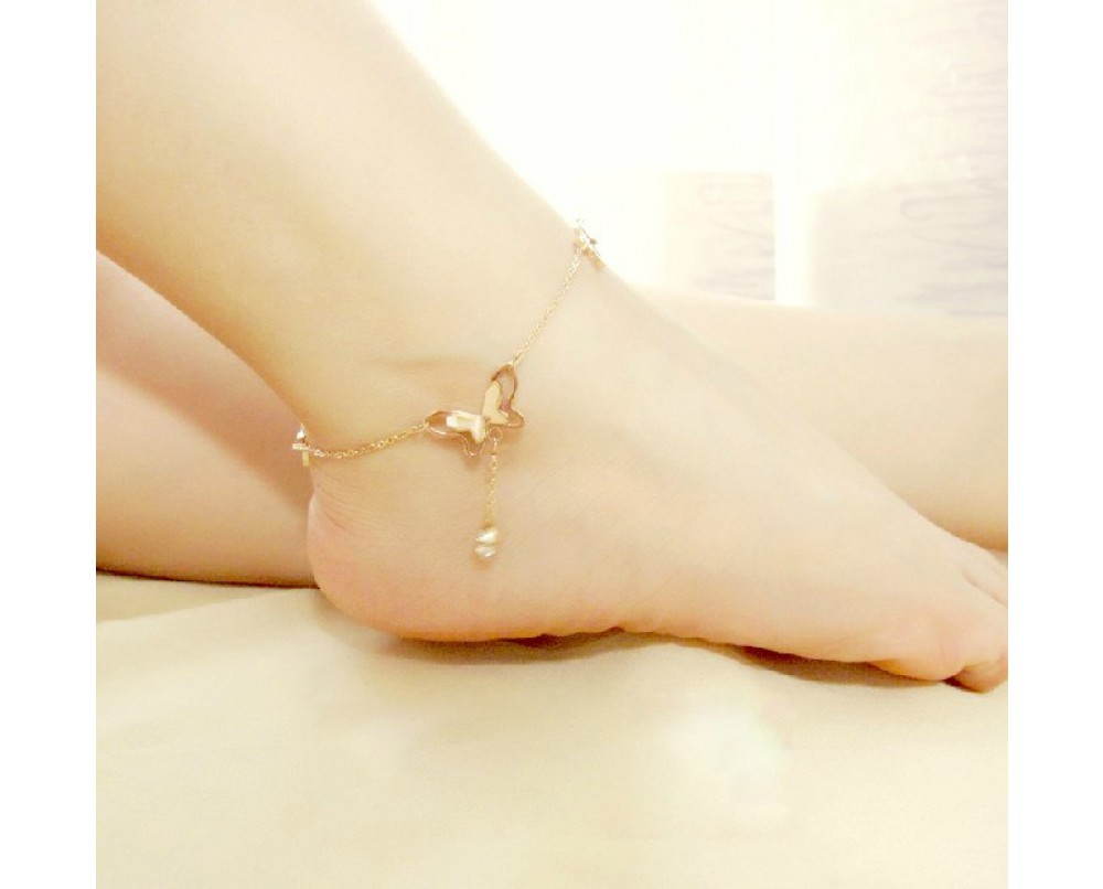 butterfly-anklets-for-women