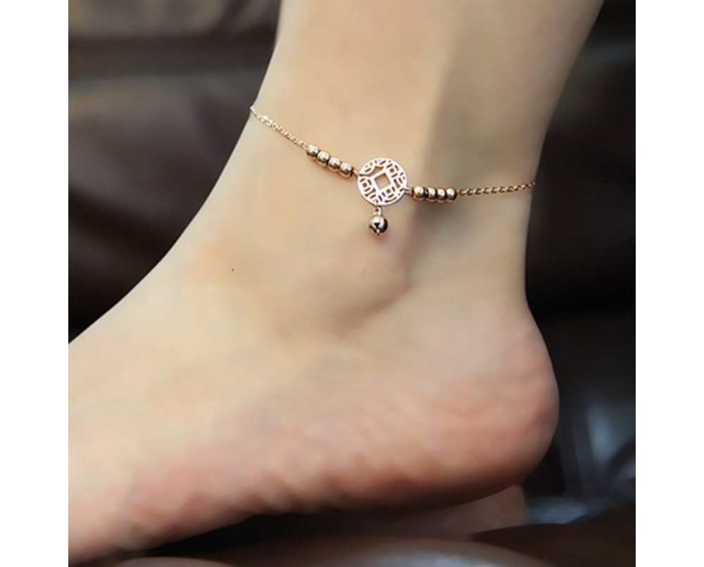 chinese-coin-and-bell-anklets-for-woman