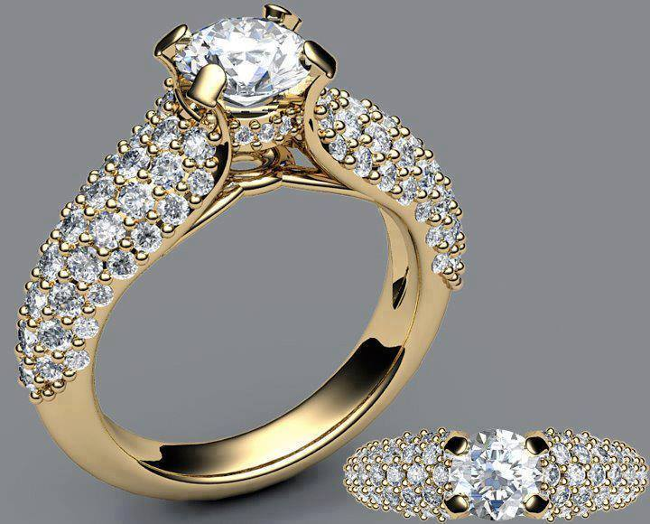 cute-Round-diamond-rings (2)