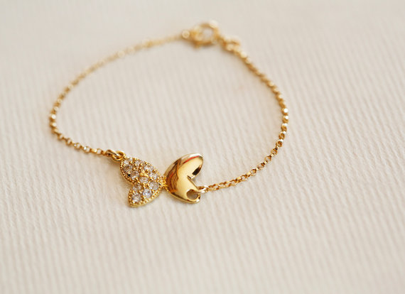 cute-butterfly-anklets-for-woman