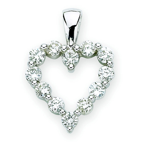 heart-diamond-necklace-for-woman