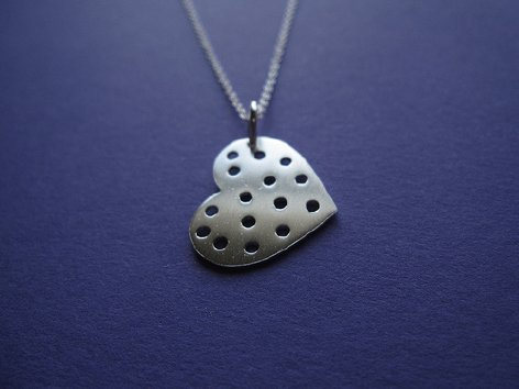 Holey-heart-necklace