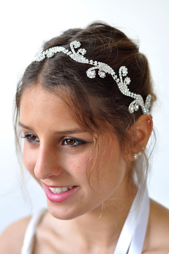 Rhinestone -hair-bands