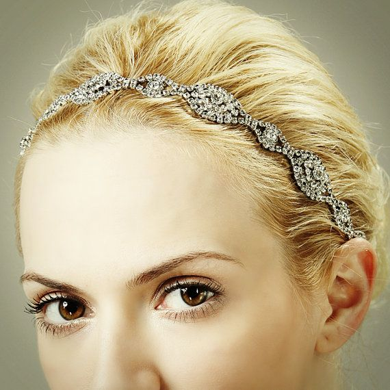 Vintage-bridal-hair-bands