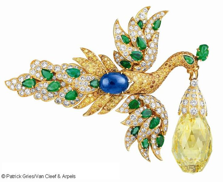 bird-and-briolette-diamond-brooches