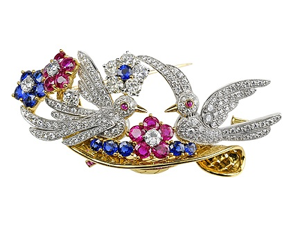 birds-in-nest-diamond-brooches