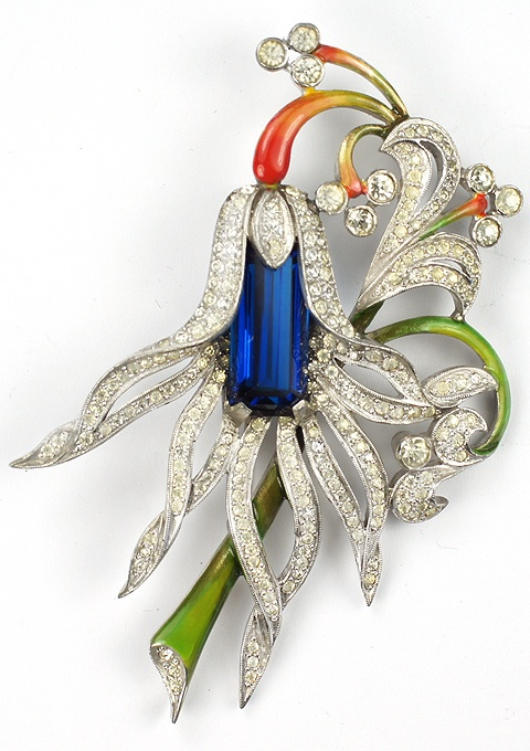 flower-diamoned-brooches