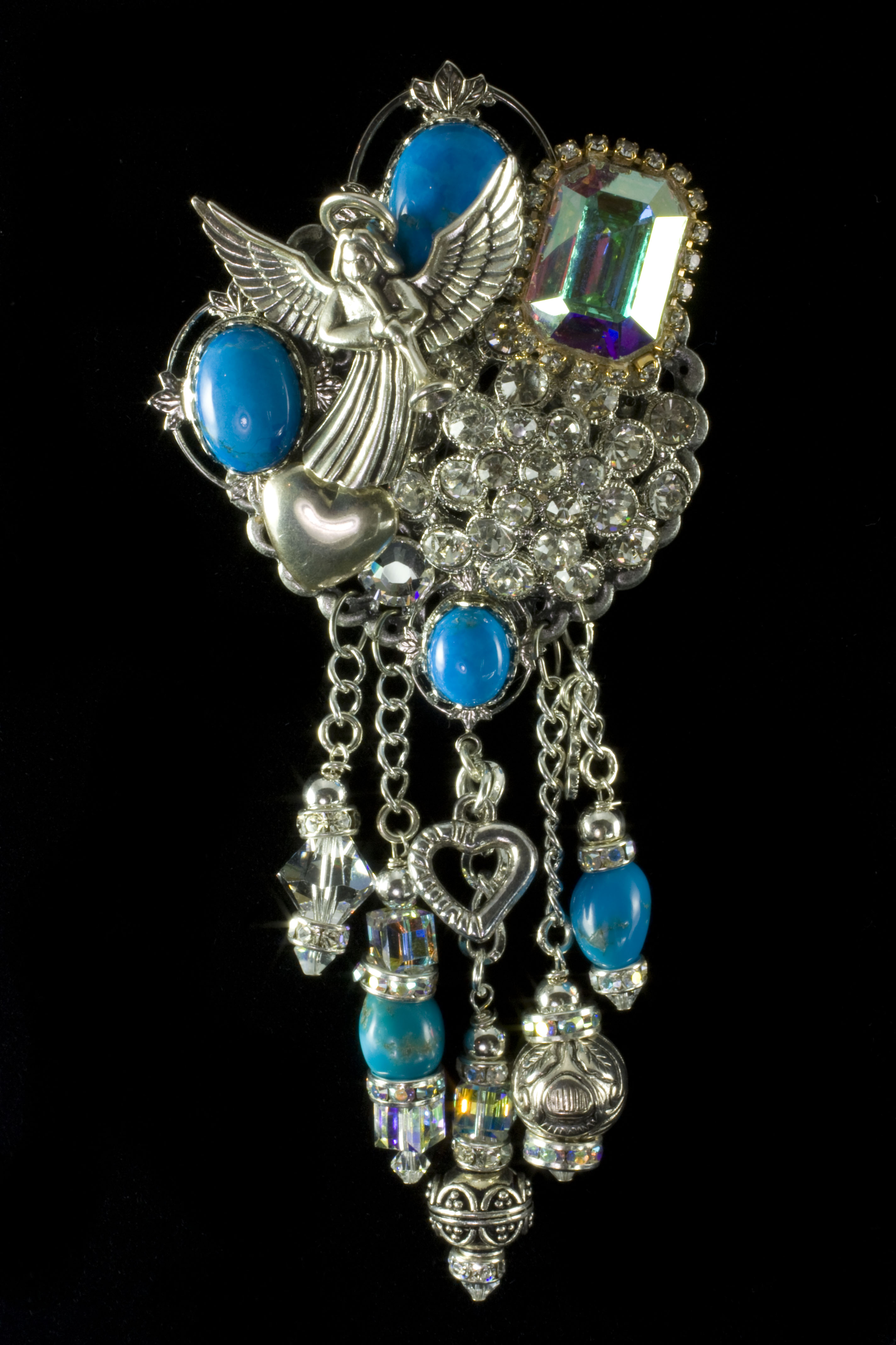 turquoise-angel-ollage-brooch